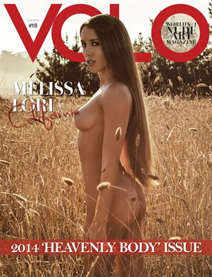 VOLO 18 - Heavenly Body Issue
