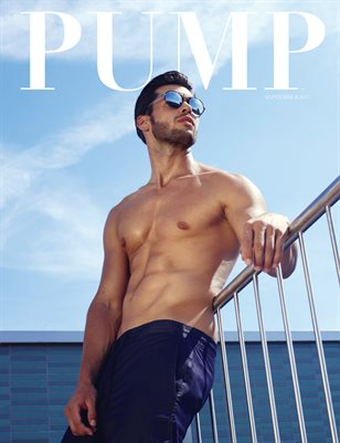 PUMP Magazine - The Swim Edition - Vol. 1