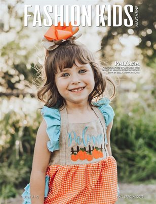 Fashion Kids Magazine | Fall Special 2019 (#1)