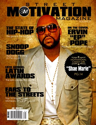 "Issue 6 Vol. 21 ""Ervin Pope"""