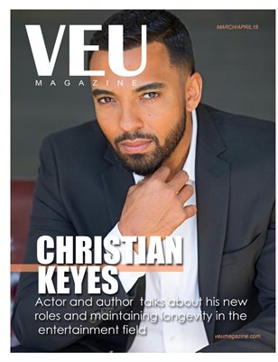 VEU MAGAZINE MARCH/APRIL 2018 ISSUE