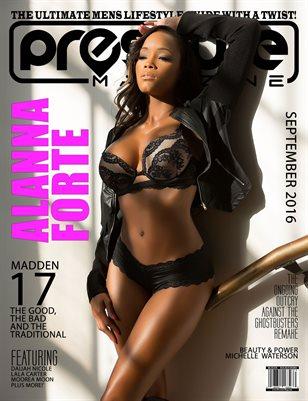 PRESSURE - Sept 2016 #24 (Alanna Forte)