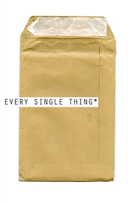 every single thing #1