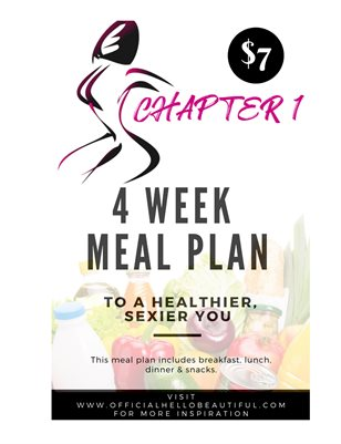 Chapter 1 Meal Plan Guide