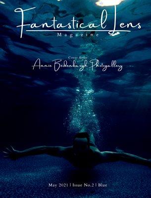 Fantastical Lens Magazine   Issue No.2   Blue
