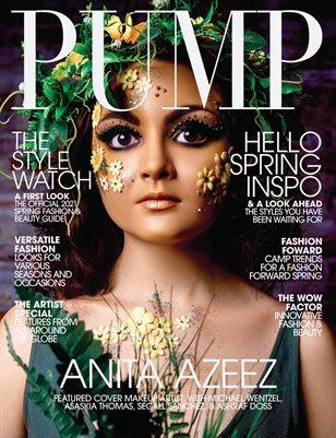PUMP Magazine | The Style Watch Edition | Vol.1 | April 2021