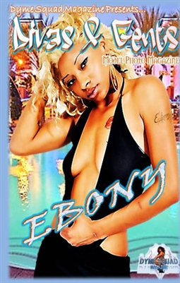 D&G Issue #6 Feat Ebony