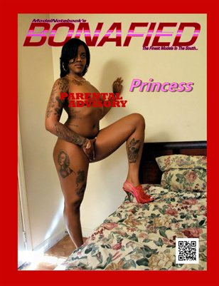 Bonafied Magazine Princess March Issue 2014