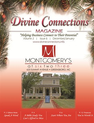 Divine Connections Holiday Issue