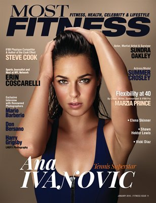 Most Magazine - Fitness ISSUE NO.11