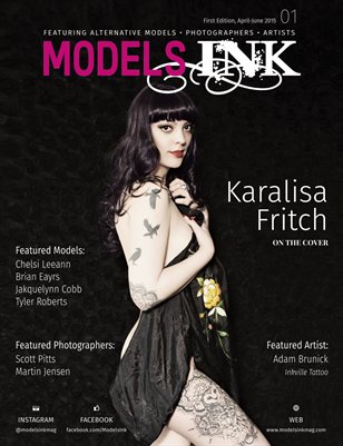 Models Ink Magazine