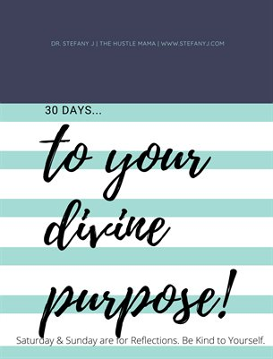 30 DAYS TO YOUR DIVINE PURPOSE