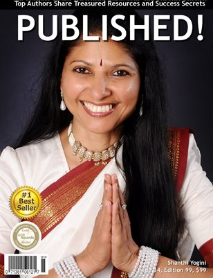 PUBLISHED! #14 featuring Shanthi Yogini