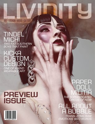 LIVIDITY Magazine - Volume 1