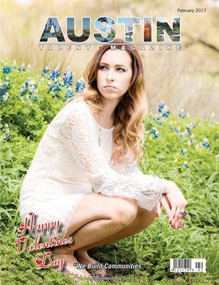 Austin Talent Magazine February 2017 Edition