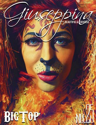 Issue 25: Big Top (Cover 2)