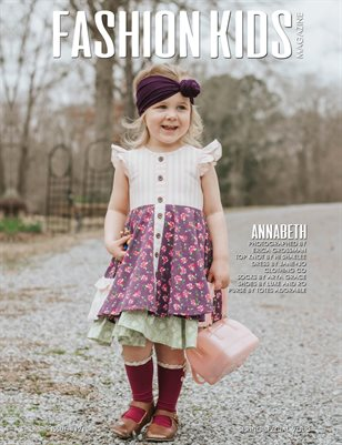 Fashion Kids Magazine | Issue #121 Spring Special Vol 3