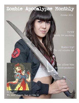 Zombie Apocalypse Monthly #4