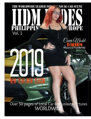 Vol 1 2019 IIDM RIDES Magazine
