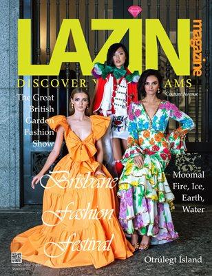 Lazin Magazine - Couture Avenue - September 2021