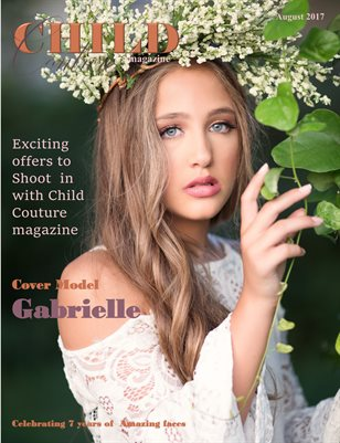 Child Couture Magazine August 2017