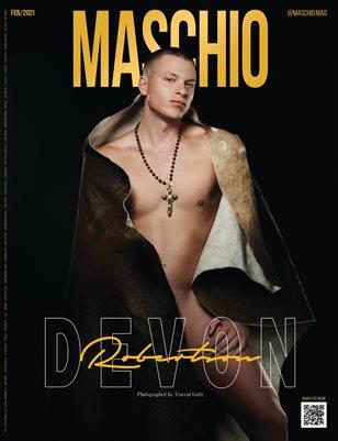 MASCHIO Mag - DEVON ROBERTSON - Feb/2021- #1
