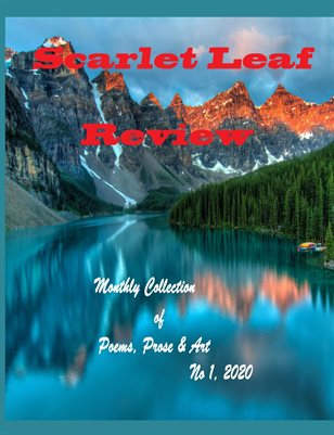 Scarlet Leaf Review No 1, 2020
