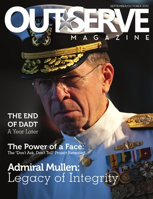 OutServe Magazine | Sep/Oct 2012