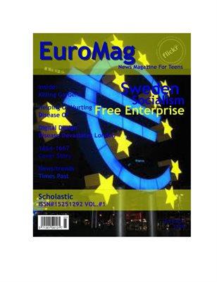 EuroMag by Niurika, Brianna, and Alena