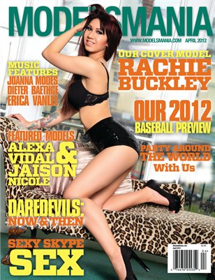 MODELSMANIA APRIL 2012