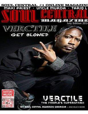 Soul Central Magazine July 2014 Edition
