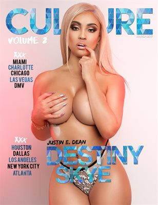 Thick Culture Magazine Volume 2 (Destiny Skye)