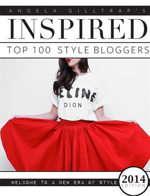 Angela Gilltrap's INSPIRED: Top 100 Style Bloggers