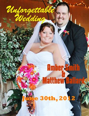 Smith Ballard Wedding Magazine