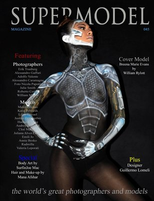 Supermodel Magazine Issue 045