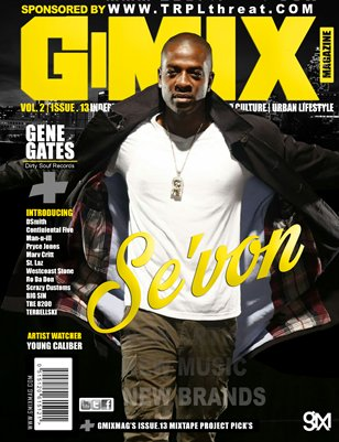 G.Mix Magazine Vol.2 - Issue.13