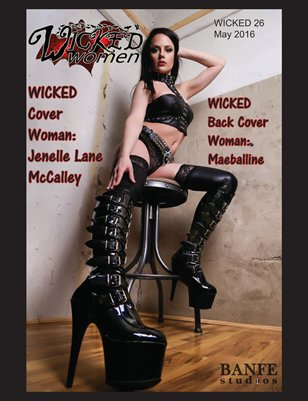 WICKED Women Magazine-WICKED 26: May 2016