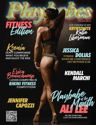 PLAYBABES SPECIAL EDITIONS - FITNES 2021