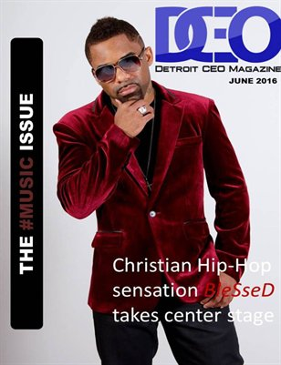 Detroit CEO Magazine June/July 2016 Edition