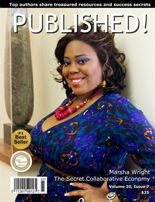 PUBLISHED! featuring Marsha Wright