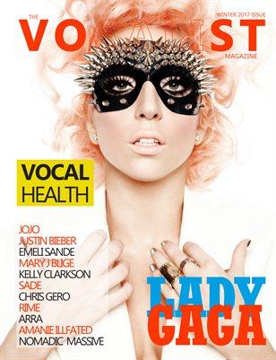 The Vocalist Magazine WINTER 2017 ISSUE