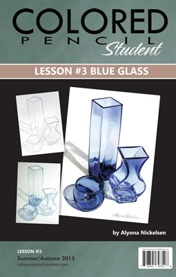 Lesson #3 Blue Glass