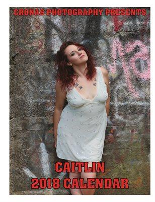 Caitlin 2018 12 Month Calendar