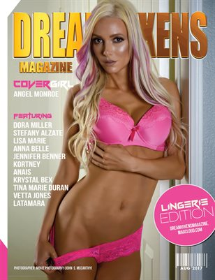 August 2017 Sexy Lingerie Issue