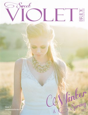 Sweet Violet Bride - Issue 3