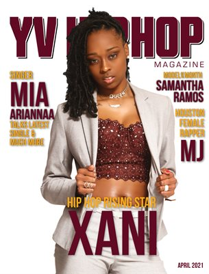 YV Hip Hop April Magazine 2021 Issue