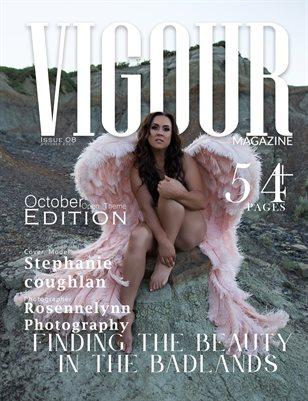 Vigour Magazine October Issue 8