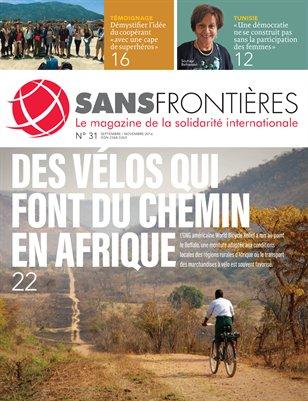Magazine Sans Frontières (Num.31/Sept-Nov2016)