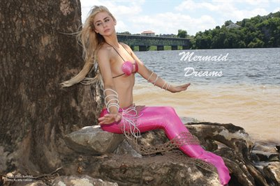 Emily R Mermaid Dreams Poster 1