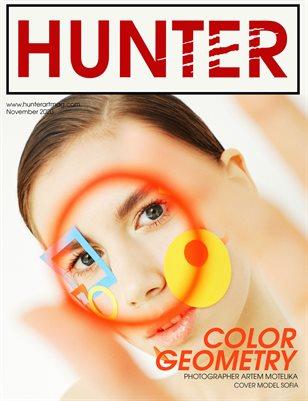 HUNTER Magazine issue NOVEMBER 2020 vol.6
